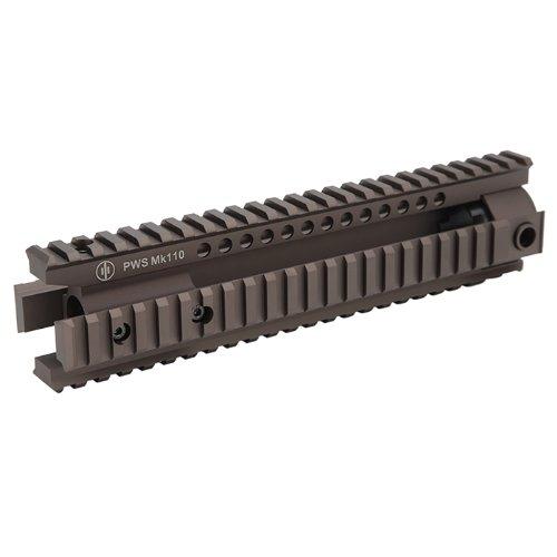 Madbull PWS M4 MK110 RAS Rail System Flat Dark Earth Softair Zubehör