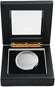 Guardhouse Wood Capsule Display Boxes Parent 1 Coin American Silver Eagle black 95421014.781616