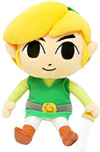 The Legend of Zelda * Link peluche figurine * 18cm