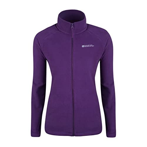 41uggYtIk9L. SS500  - Mountain Warehouse Stylish Raso Womens Fleece – Lightweight Ladies Sweater, Quick Drying Pullover, Warm, Soft & Smooth - Ideal for Winter Travelling, Walking