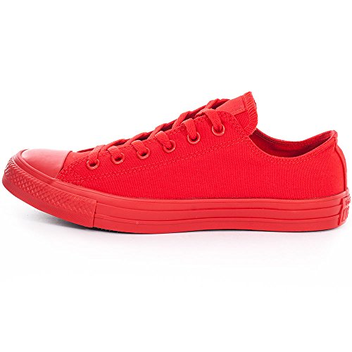 Converse Chuck Taylor All Star Ox, Chaussures Homme, Rouge, 35 EU Red
