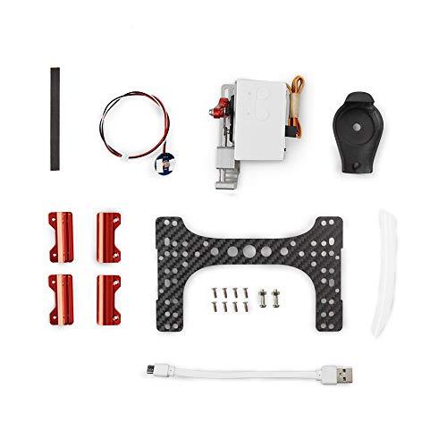 Eleganantstunning Parabolic Airdrop Servo Switch Device Kit Fernbedienung für DJI Phantom 4/4pro Advanced Drohne Zubehör