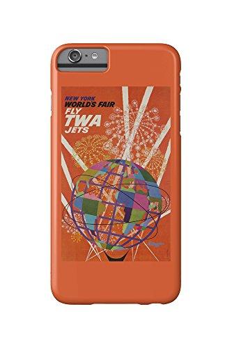 twa-new-york-worlds-fair-artist-klein-usa-c-1961-vintage-poster-iphone-6-plus-cell-phone-case-slim-b
