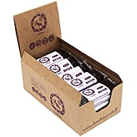 TUNDRA SPROUTED BUCKWHEAT COCOA BAR 16x50g. SUITABLE FOR VEGANS AND KIDS (No dairy, soy, sugar, sweeteners, groundnuts or preservatives)