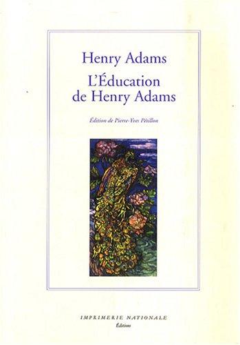 L'Education de Henry Adams