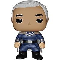 Funko - Pdf00005337 - Pop - Battlestar Galactica - Commander Adama - Noir/Gris