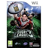 Rugby League 3 (Wii) [import anglais]