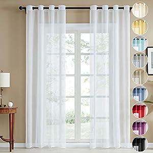 Gardinen Wohnzimmer Modern Set Lang günstig online kaufen ...