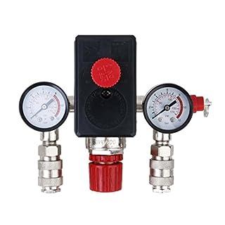Kompressor Regelventil - SODIAL(R)Kompressor Druckschalter Regelventil NO.6