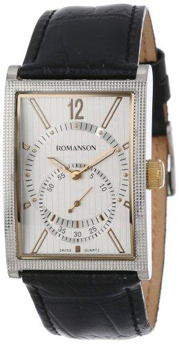 Romanson -  -Armbanduhr- DL5146NM1CAS1G