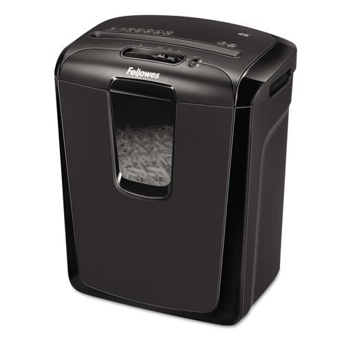 FEL4605801 Powershred 49C Light-Duty Cross-Cut Shredder, 8 Sheet Capacity by FEL4605801 (Cross Shredder)