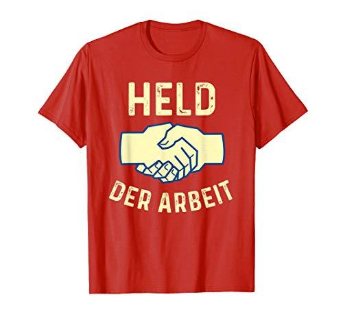 Held Der Arbeit T-Shirt | DDR | Ostalgie | Retro | Kommunist T-Shirt