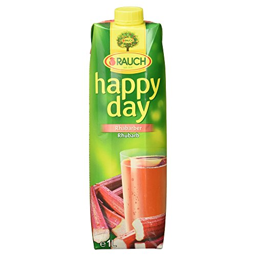 Rauch Happy Day Rhabarber Saftgetränk (1 x 1.00 l)