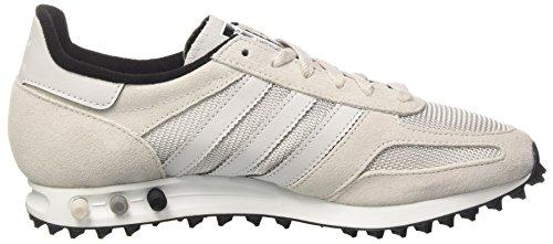adidas la Trainer Men, Sneaker a Collo Basso Unisex-Adulto Grigio