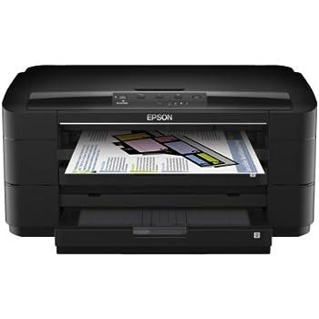 Epson Workforce WF 7015 - Impresora multifunción de Tinta (B/N 34 PPM, Color 34 PPM, 5760 x 1440 dpi), Negro