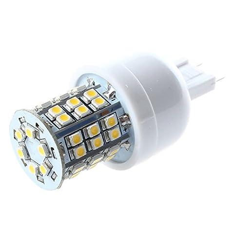 SODIAL(R) G9 48 SMD LED 210L 3.5W Blanc chaud lumiere Spot Lampe ampoule 110-240V