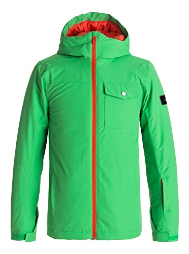Quiksilver Mission – Snow Jacket for Boys 8-16 – Snow Jacke – Jungen 8-16 | 03613372754432