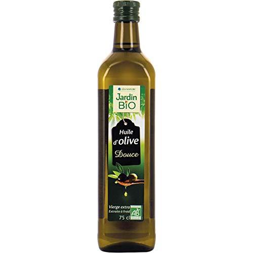 Jardin Bio Huile d'Olive Vierge Extra Douce bio 75 cl