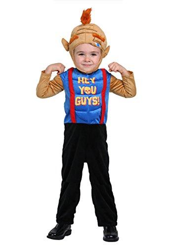 Fun Costumes Das Goonies Kleinkind-Faultier-Kostüm - 2T