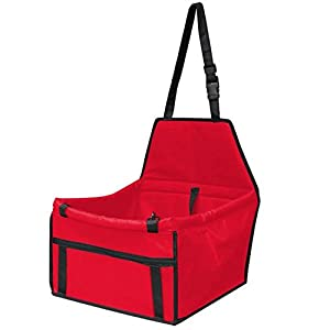 Tinxs-Waterproof-Folding-Pet-Booster-Seat-for-Car