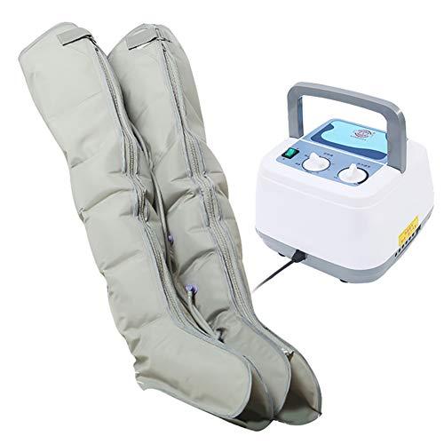 FTTG Bein elektrisches Massagegerät Ältere Menschen Luftdruckmassagegerät Bein- und Fußmassage Stil aktualisieren 6 Massagepunkte, 93 cm