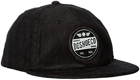 DC Men's Vents Hat, Black, One Size