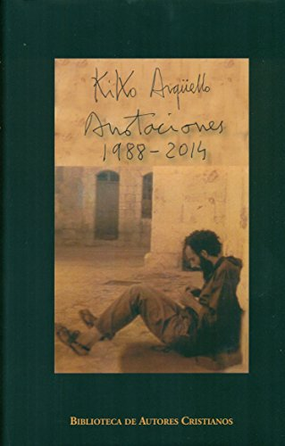 Anotaciones, 1988-2014 por Kiko Argüello