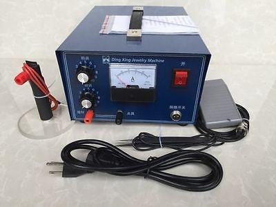 Dx-50a Bijoux Laser machine de soudure soudeur spot 500W 50A Doré Argent platine Palladiu AC 220ou 110V