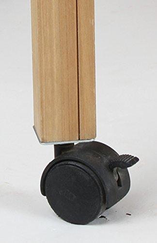 Kaninchen-Kleintierkäfig Indoor Deluxe, Kerbl, einstöckig, 115 x 60 x 92,5 cm - 4