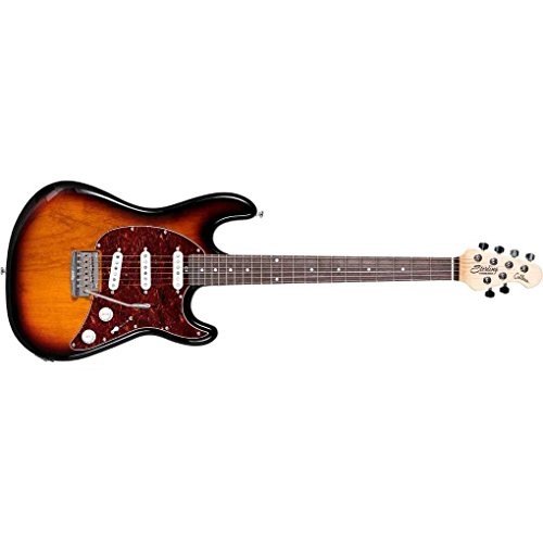 GUITARRAS ELECTRICAS STERLING BY MUSIC MAN CT503 TONE SUNBURST STRATO