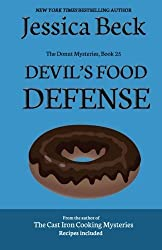 Devil's Food Defense (The Donut Mysteries) (Volume 25) by Jessica Beck (2016-05-04)