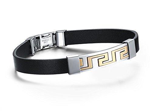 vnox-mens-stainless-steel-antique-greek-key-genuine-leather-bracelet8mm-width22cm-length