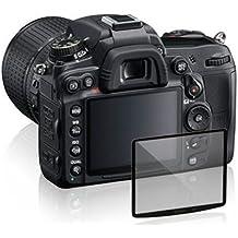 Maxsimafoto® - Pantalla LCD de Cristal Protector para Sony A99 II (Marcos 2 Version) de Alta Transparencia, Anti-arañazos