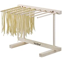 VonShef Soporte Plegable para Secar Pasta y Spaghetti