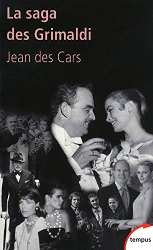 La saga des Grimaldi par Jean des Cars