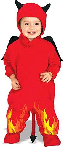 Teufel 1-2 Jahre (Teufel Kostüm Kleinkind)