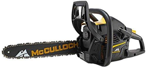 McCULLOCH 967326201 - Motosierra térmica CS 340. Potencia del motor: 1,26kw / Cilindrada: 34 cc. Longitud...