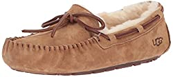 UGG Damen W DAKOTA Slipper, Braun (Chestnut), 38 EU