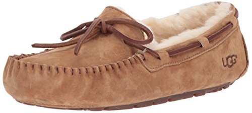 UGG Damen W Dakota Slipper, Braun (Chestnut), 36 EU