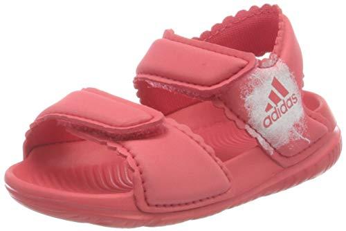 Adidas Unisex Baby Altaswim G I Sandalen, Pink (Corpnk/Ftwwht/Ftwwht Ba7868), 21 EU