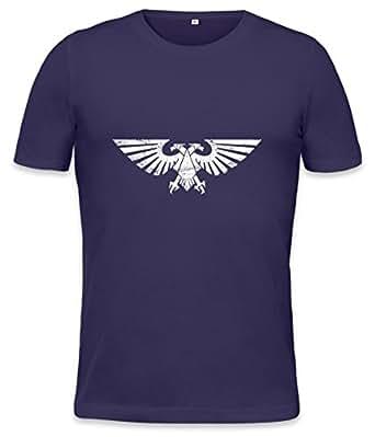 Silverdaletees Warhammer 40k Aquila Symbol Mens T-shirt XX