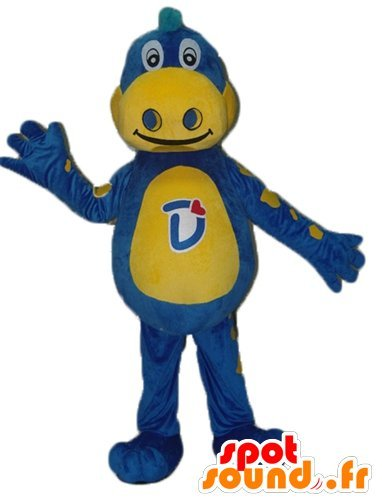blue-dragon-mascotte-spotsound-amazon-e-danone-giallo-mascot-gervais