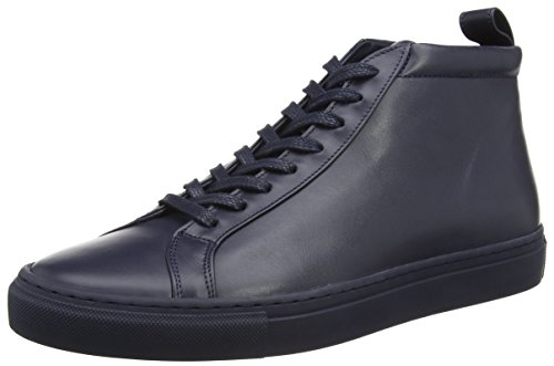 Filippa K Shoes M. Morgan High, Sneakers Alte Uomo, Blu (Navy), 45 EU