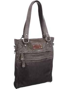 Taschendieb TD0020, Damen Schultertaschen 25x35x4 cm (B x H x T)