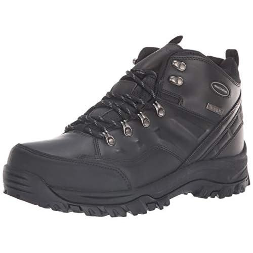 41uh8t7lx L. SS500  - Skechers Men's Relment - Traven High Rise Hiking Boots