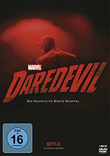 Marvel's Daredevil - Die komplette erste Staffel [4 DVDs]
