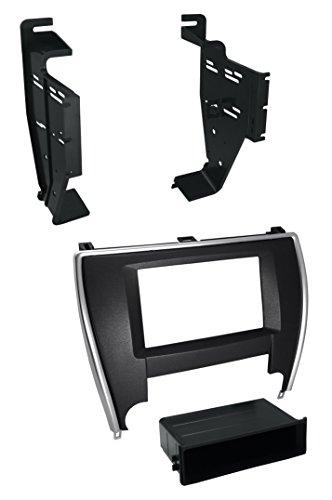 Best Kit bktoyk9782015Toyota Camry Single DIN Pocket oder Doppel DIN Din Pocket Kit