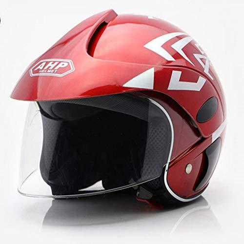 Casco, casco personalizzato, casco moto, casco per bambini, quattro stagioni universale 4 colori,D