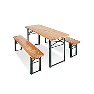Pinolino - 201337 - Ameublement et Décoration - Set de Table et de Chaises pour les Fêtes - Sepp