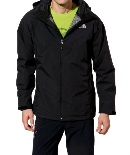 THE NORTH FACE Herren Outdoorjacke Stratos tnf black